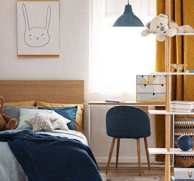 cambiar los muebles de la habitacion de los niños en zaragoza