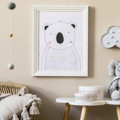 decorar habitacion infantil pequena